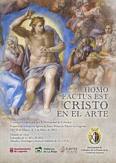 CARTEL CRISTO EN EL ARTE (457x640)
